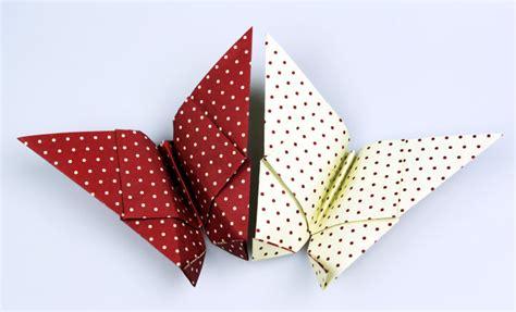 schmetterling falten kindergarten anleitung origami schmetterling