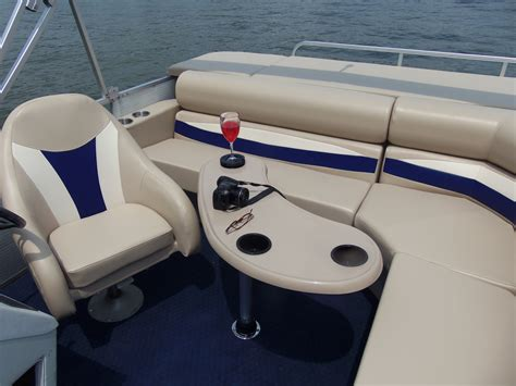 Pontoon Boat Seat Furniture Ottoman by Cooler Table For Pontoon Boat Modern Coffee Tables And