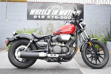 2015 Yamaha Bolt Motorcycle From Chatsworth, Ca,today Sale