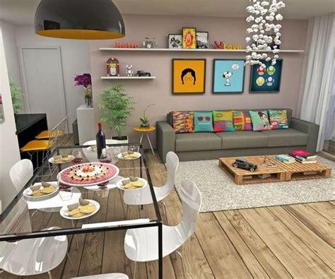 decoracion de salas pequenas ideas  salones pequenos
