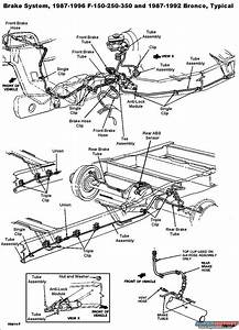 1994 Chevy Silverado Rear Brake Diagram