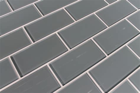 chimney smoke glass subway tile 3 quot x6 quot sle
