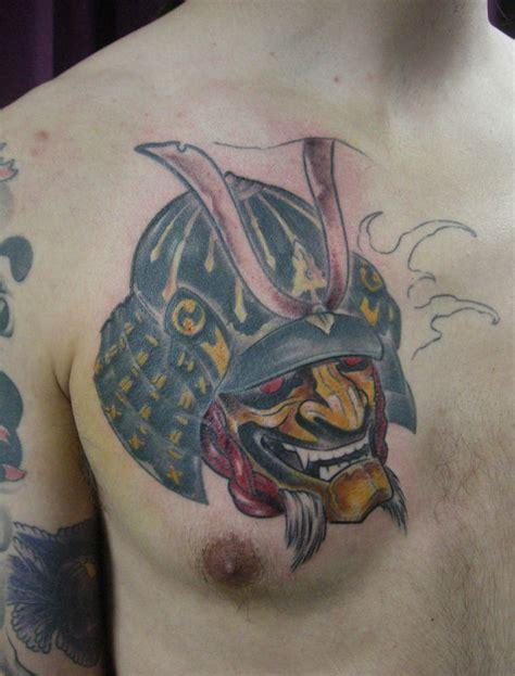 Tatouage Japonais Samourai Dos Tattoo Art
