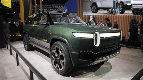 rivian rs concept puts electricity   suv video