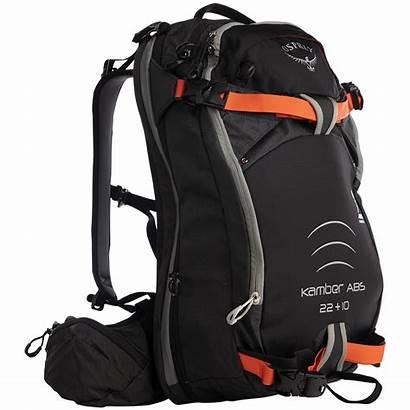 Osprey Kamber Abs Packs Backpack Ski Compatible
