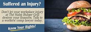help i was hurt working at the habit burger grill www