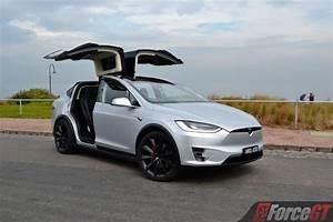 Tesla Modele X : 2017 tesla model x p100d review ~ Melissatoandfro.com Idées de Décoration
