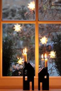 Fensterdeko Aus Holz : fensterdeko sch ne ideen zum dekorieren ~ Markanthonyermac.com Haus und Dekorationen