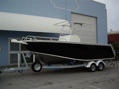Aluminium Fishing Boats For Sale Perth by New Oceanic Fabrication 6 5 Center Console Power Boats