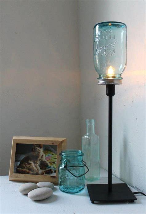 mason jar lamp diy projects