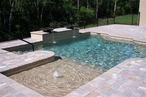 interior design modern kitchen pool landscaping ideas backyards pool backyards above
