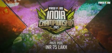 These are the free fire june 12, 2021 remember press the red button to view active codes de free fire. Free Fire India Championship 2021 Spring Schedule, Format ...