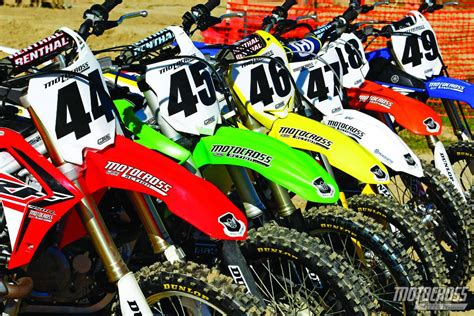 motocross action 2015 450 shootout motocross action autos post