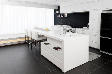 cuisine minimaliste aménagement de l intérieur minimaliste 50 conceptions