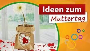 Ideen Zum Basteln : ideen zum muttertag blumendekoration basteln ~ Lizthompson.info Haus und Dekorationen