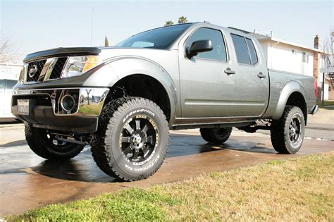 nissan frontier lifted 3 inches pics of a nissan patrol lifted 6 inches