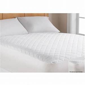 Mainstays super soft mattress pad walmartcom for Best soft mattress pad