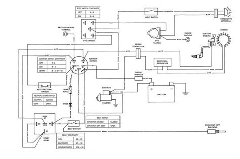 help need an electrical diagram mytractorforum the pertaining to deere starter relay