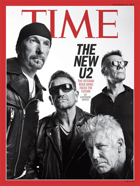 bono magazine cover 2 u2 when becomes the ad guest column