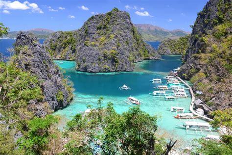 Kayangan Lake Coron Palawan Dark Heart Travel