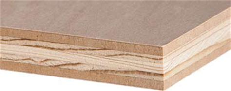 hardwood plywood core types packard forest products
