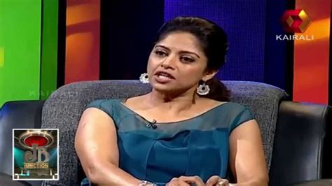 Nadiya Moidu On Working With Director Siddique Lal Youtube