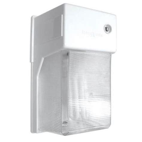 lights of america 42 watt fluorescent wall fixture white