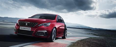 Peugeot Sports Car by New Peugeot 308 Gti By Peugeot Sport Discover The
