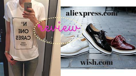 shoes wishcom tshirt review youtube