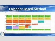Powerful and Practical Google Calendar Based Time