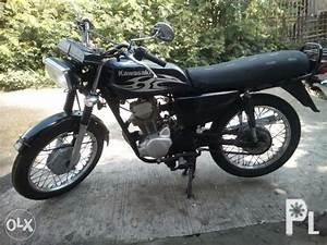 Kawasaki Barako 175 For Sale In Lemery  Calabarzon