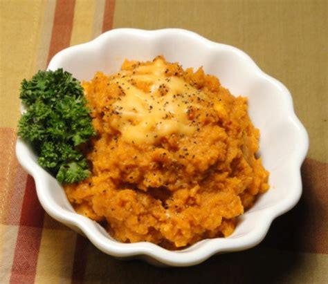 creamy mashed pumpkin recipe genius kitchen