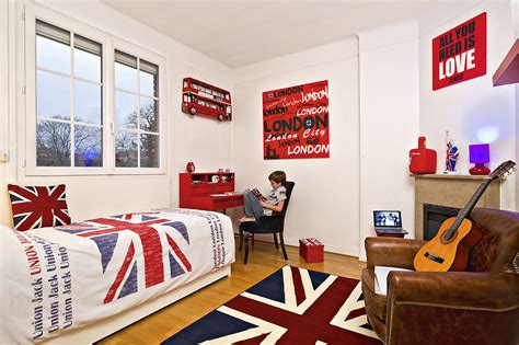 chambres londres une chambre d 39 ado quot made in quot maison créative