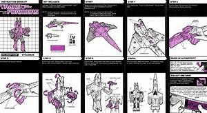 Decepticon Jets Cyclonus  Transformers  G1  Decepticon