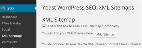 How Create Xml Sitemap