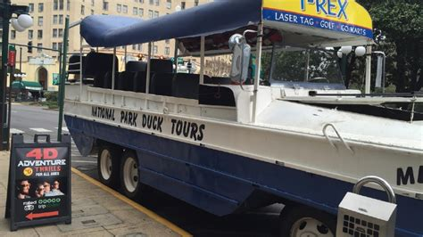 Duck Boat Hot Springs by Hot Springs Duck Tour Operator Runs Quot Different Boats Quot Than