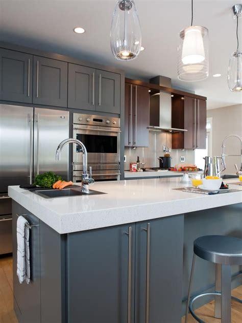 mid century modern kitchens  shane inman  hgtv mid