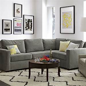 eat sleep decorate sectional couch choices With henry sofa sectional west elm