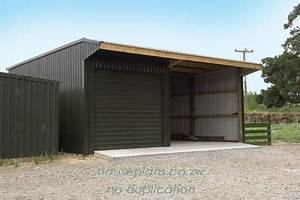 Equipment Storage Pole Barn Shed Plans Shed For Car