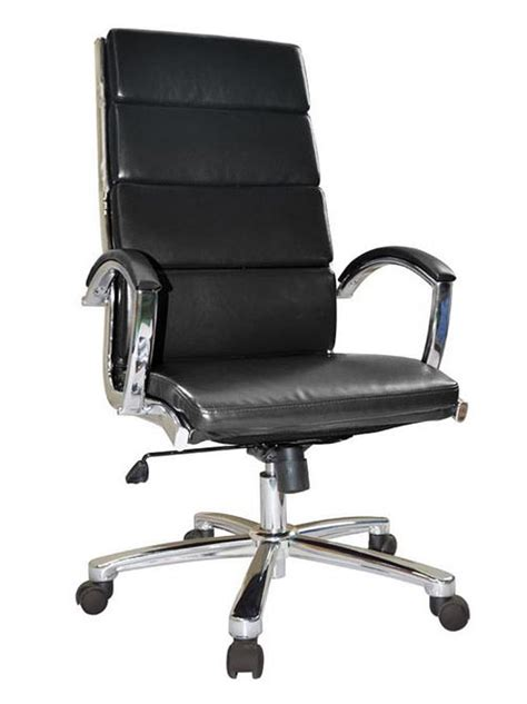 fl5380c high back executive faux leather chair by office