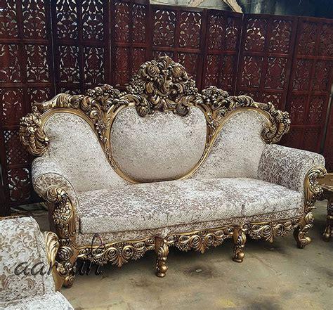 maharaja sofa set  center table yt