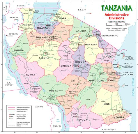 population census data tanzania infinite insights