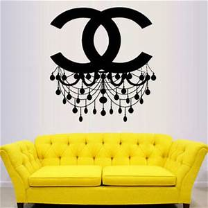 Shop Chanel Decal on Wanelo