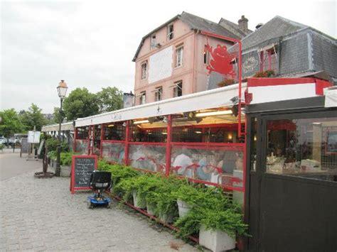 bistrot du port honfleur bistro la grenouille hotel l absinthe honfleur restaurant avis num 233 ro de t 233 l 233 phone