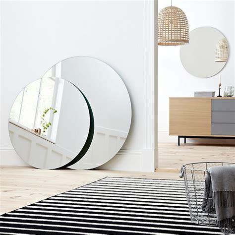 Grand Miroir Rond Adoptez Un Miroir Rond Joli Place