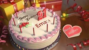 Happy Birthday Eman - YouTube