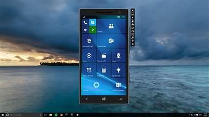 Windows Mobile Emulator Microsoft Wallpapers Official Build