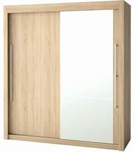 Ikea Armoire Porte Coulissante : armoire penderie hauteur 180 cm smart factory ~ Nature-et-papiers.com Idées de Décoration