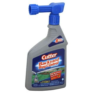 Cutter Backyard Bug Review by Cutter Backyard Bug Spray Concentrate Water Based