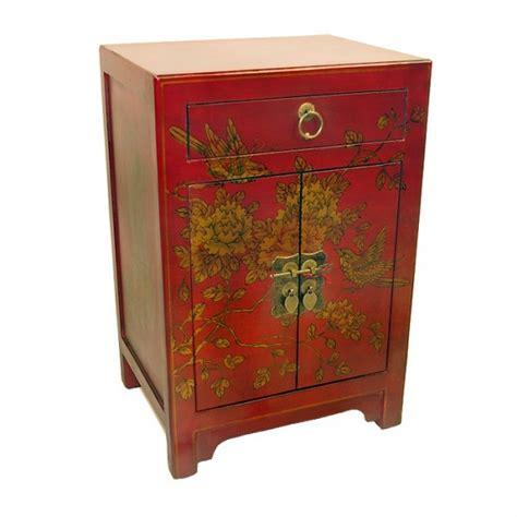 boite rangement bureau table de chevet asiatique chevet asiatique
